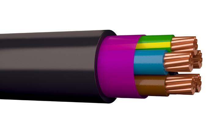 Câbles d'Energie