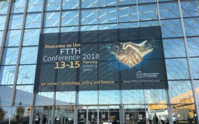 CDP au Salon FFTH Conférence 2018