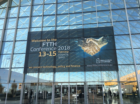 CDP au FFTH Conference 2018